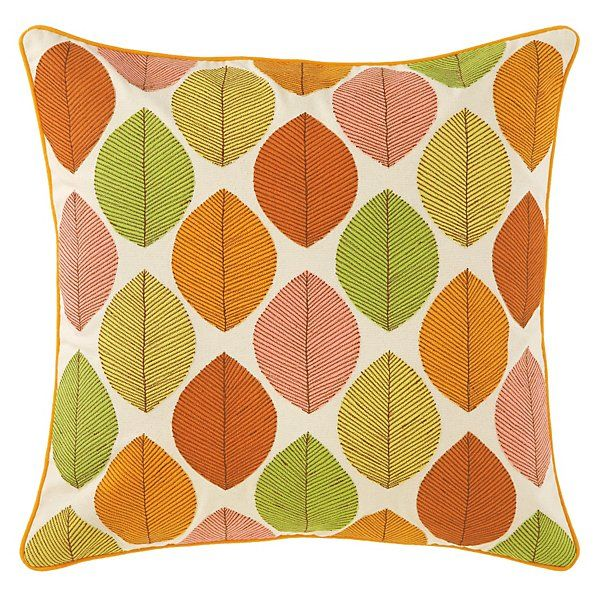 Coronado Pillow In C Patterned Pattern Decorative Pillows Room Furnishing Accessories