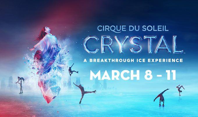 Cirque du Soleil Crystal   Talking Stick Resort Arena