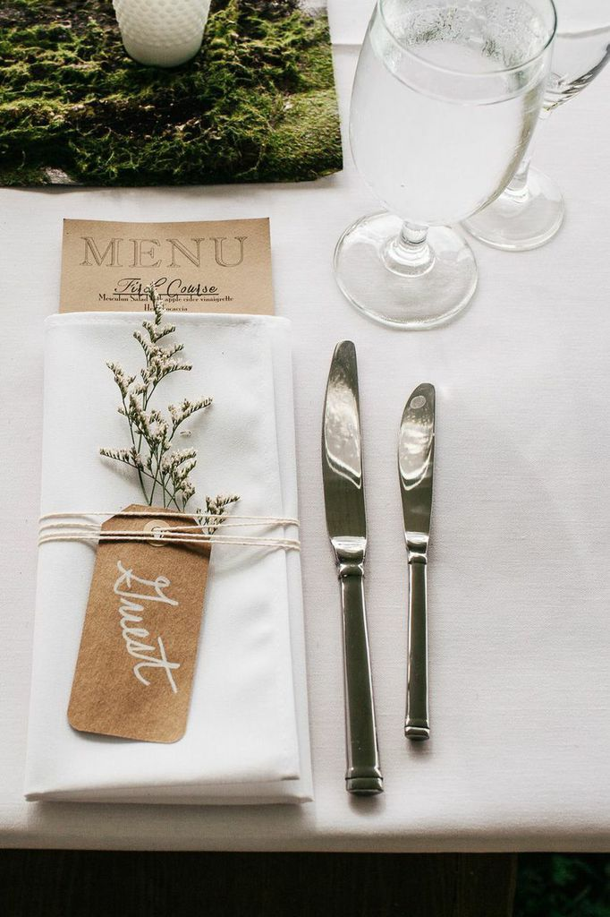 Luscious Rustic New York Wedding Reception from Fabrice Tranzer - wedding reception idea