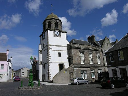 Dysart Tolbooth and Tower