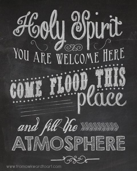 Holy Spirit by Jesus Culture