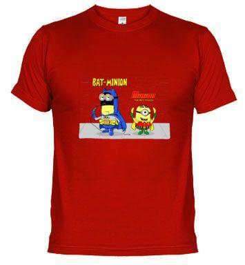 Camisetas Minions Batman #camiseta #minions #comic http://www.latostadora.com/emcmasquecamisetas