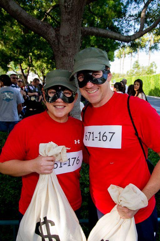 Panzerknacker Kostüm selber machen | Kostüm Idee zu Karneval, Halloween & Fasching