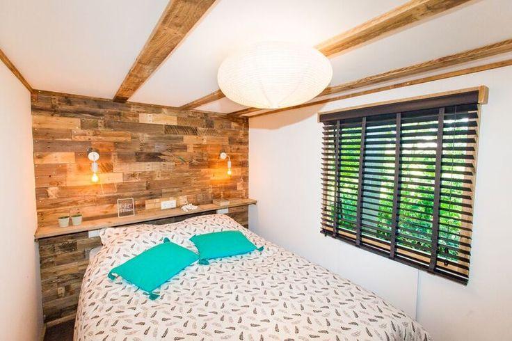 Ibiza lodge slaapkamer