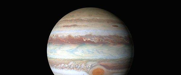 Jüpiter Güneş Sistemi'nin en yaşlı gezegeni