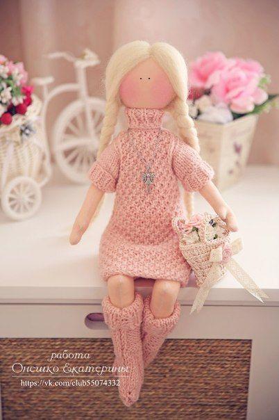 ОРИГИНАЛЬНЫЕ куклы ТИЛЬДА! Выкройки! И на заказ! | ВКонтакте