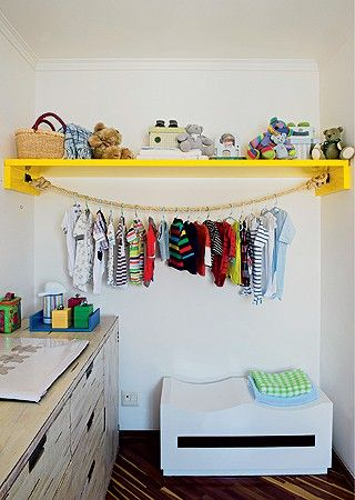 a rope rack.