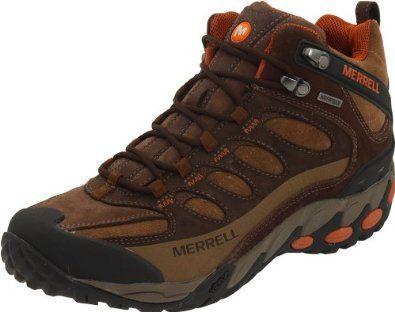 Merrell Men's Refuge Core Mid Waterproof Boots - Coffee Bean 11.5 - Regular Merrell. $98.77