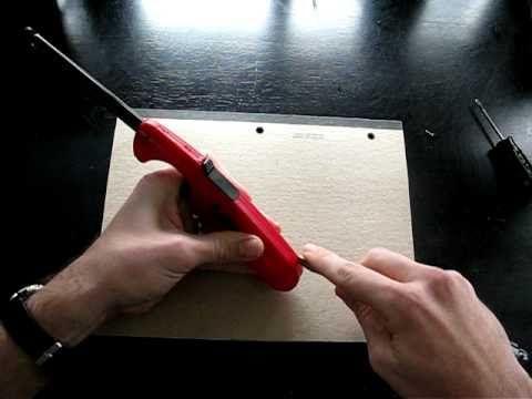 Reuse an Extended-Reach (Disposable) BIC Lighter