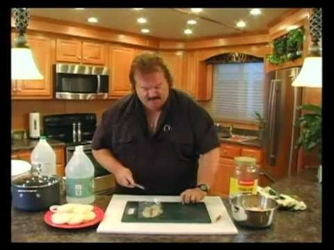 How to make Killer Good Pickled Fish by my brother Steve Hall (Shotgun Red) - YouTube