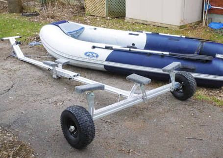 inflatable boat trailer - Recherche Google