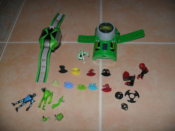 Bandai Ben 10 Ultimate Alien Vuescope Mini Figures + | Toys & Hobbies, TV, Movie & Character Toys, Ben 10 | eBay!