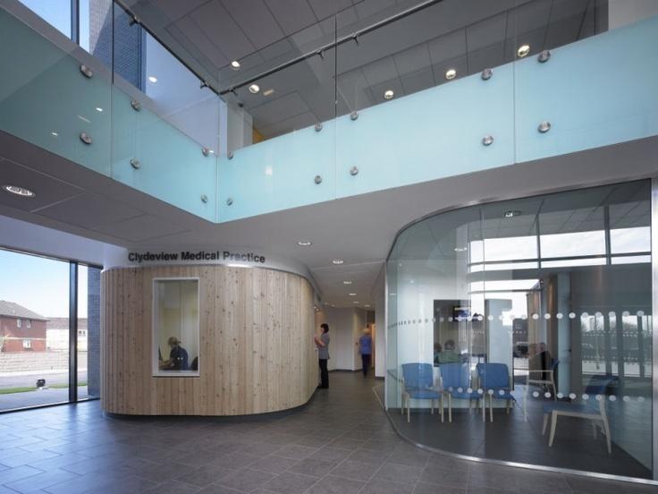 Renfrew Health and Social Work Centre in Renfrew, United Kingdom