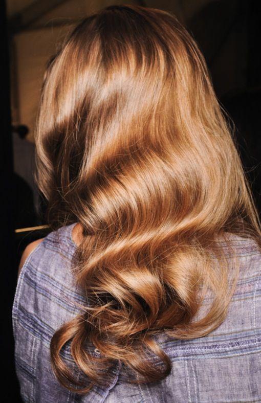 sunday diy: AVOCADO HAIR MASK: Hairstyles, Wedding Hair, Hair Styles, Haircolor, Makeup, Waves, Beauty, Hair Color