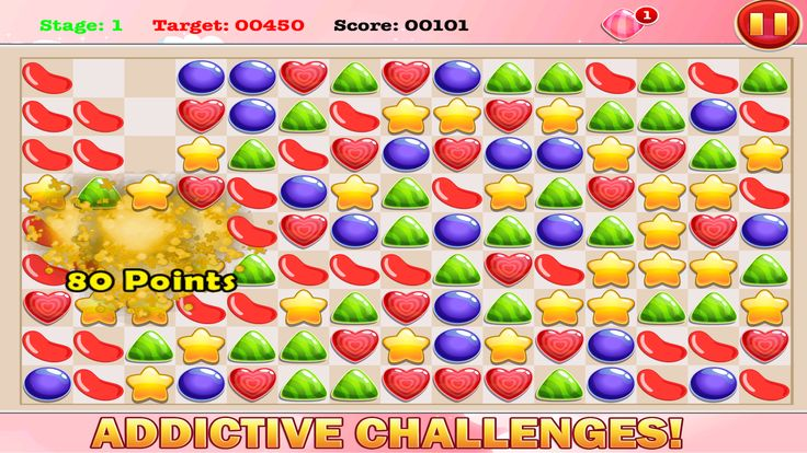 #ui #mobilegames #candygames