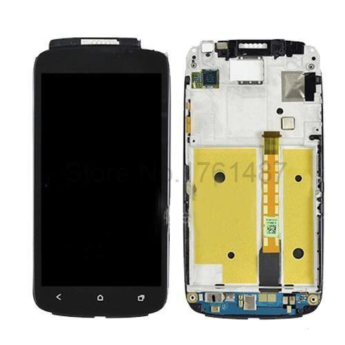 Купить товарЖк дисплей с сенсорным экраном дигитайзер ассамблеи в комплекте с рамкой для HTC One S Z520e в категории Дисплеи мобильных телефоновна AliExpress. High Quality LCD Display With Touch Screen Digitizer Assembly For HTC Touch HD2 T8585 4.3 inchUS $ 22.00/pieceLcd Screen