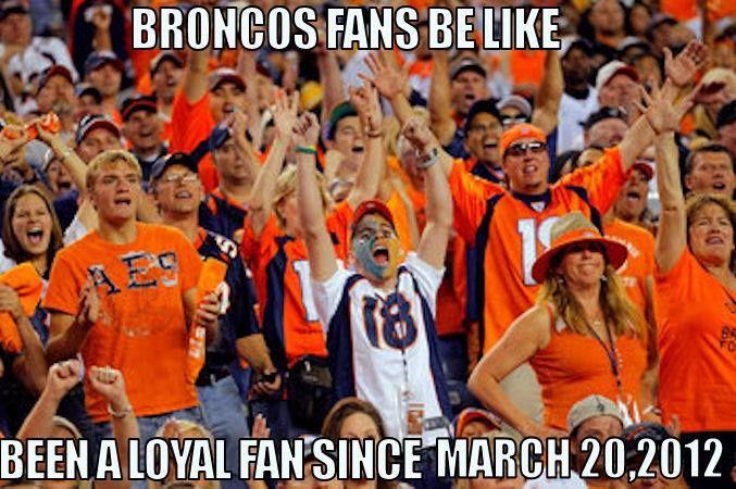 broncos fans broncos and fans on pinterest