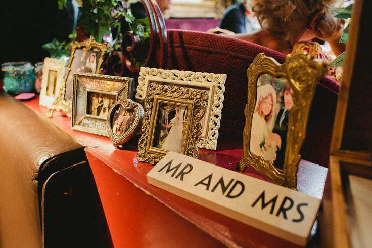 A Quirky & Vintage Manchester Pub Wedding: Mike & Geraldine