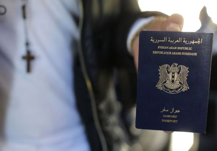 The report says Islamic State has access to Syrian government passport printing machines and blank passports, raising the possibility the travel documents could be faked.