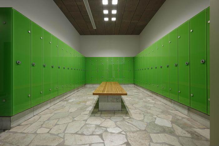 5 consigli per la progettazione e realizzazione dell'area spogliatoio | Rassegne tematiche di prodotti | Impianti sportivi, sport, fitness, piscina, benessere | Sport Industry Directory