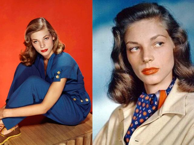 I am Lauren Bacall! Which Hollywood Bombshell Are You?