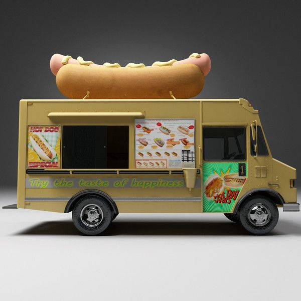 Dogs On Wheels Food Truck