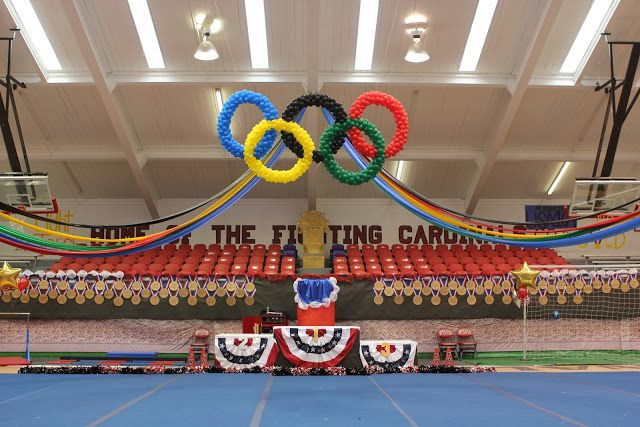 Polk's Posts: Homecoming 2012- Bring HOME the Gold!