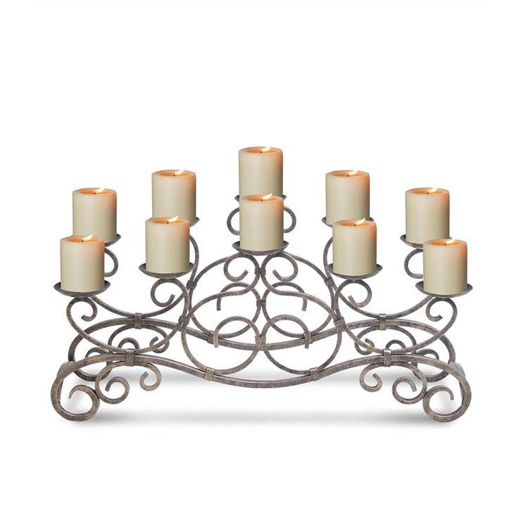 Brighton Fireplace Candelabra | Fireplace Candelabras