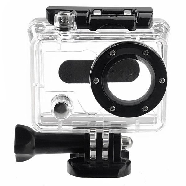 Underwater 35m Gopro Waterproof Case Housing St-32. Waterproof Case for gopro  is available now from our US  warehouse   Free shipping to US  in 3-6 business days ship to Canada, Brazil in 7-10 days  Description:   Underwater 35m gopro Waterproof Case Housing with Glass Lens for Gopro 2 hero 2 ST-32    Capture crisp photos and video with this Suptig case that is designed for use with suptig and most HD HERO cameras, GoPro mounts and accessories and is waterproof up to 30M', so you…