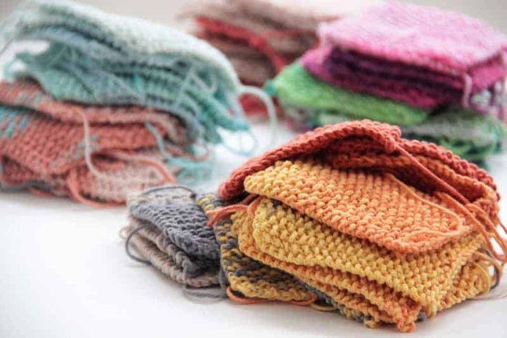 Podívejte se na proces vzniku ručně pletené pestrobarevné deky / přikrývky a na mnoho dalších handmade inspirací. Více na Prošikulky.cz