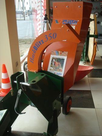 HackBlitz 350 ( PTO και βενζινοκινητήρα)