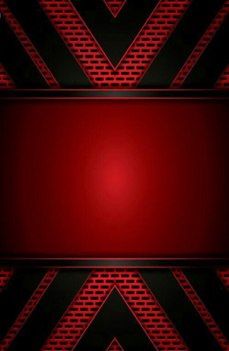 Metallic With Red Background Vector 03