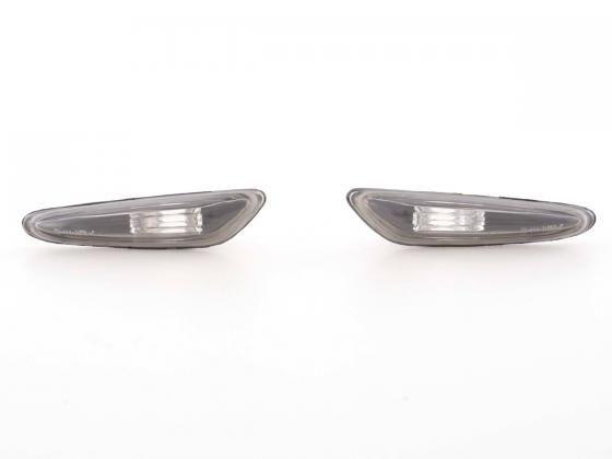Skärmblinkers/Sidoblinkers Svart BMW 3-Serien E46