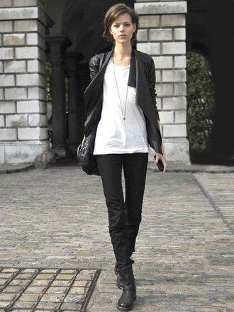 ロンドンコレクションで活躍したモデルは個性派揃い!