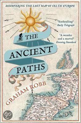 1/53 een kleine inhaalrace nodig want pas net begonnen met de challenge maar meteen een boeiend boek over oude Keltische paden in Europa. Voor wie van geschiedenis houdt, Engels leest en Britse humor waardeert.