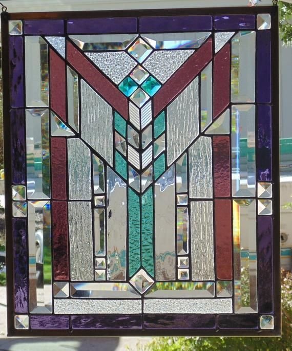 Stained Glass Window Hanging 20 X16 1 2 Stained Glass Windows Stained Glass Window Hanging Mission Stained Glass