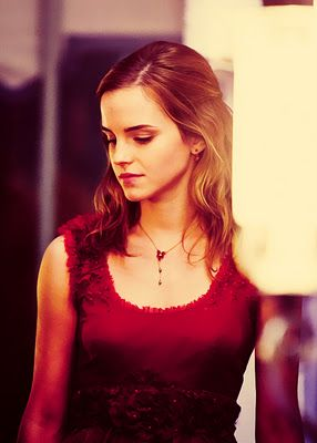 Hermione Granger in Bill and Fleur Wedding