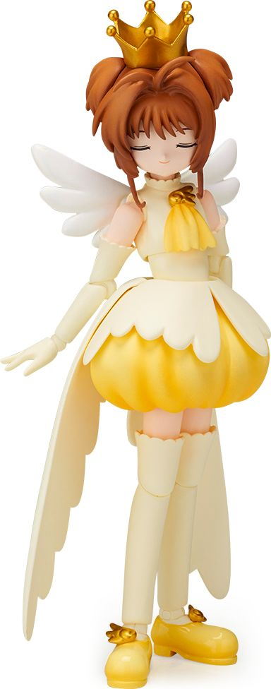 OMG. This Season 2 Cardcaptor Sakura, Sakura Avalon / Kinomoto Tamashii Nations S.H. Figuarts figure is AMAZING!!! http://bradgeek.tumblr.com/post/120237302998/omg-this-season-2-cardcaptor-sakura-sakura