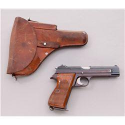 Sig Model P210 Semi-Automatic Pistol