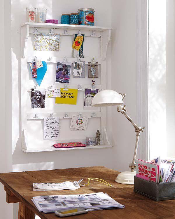 Escritorios para sentarse a estudiar: Kids Desks Spaces, Offices Spaces, Pin Boards, Work Spaces, Houses Ideas, Boys Decor, Offices Ideas, Desk, Home Offices