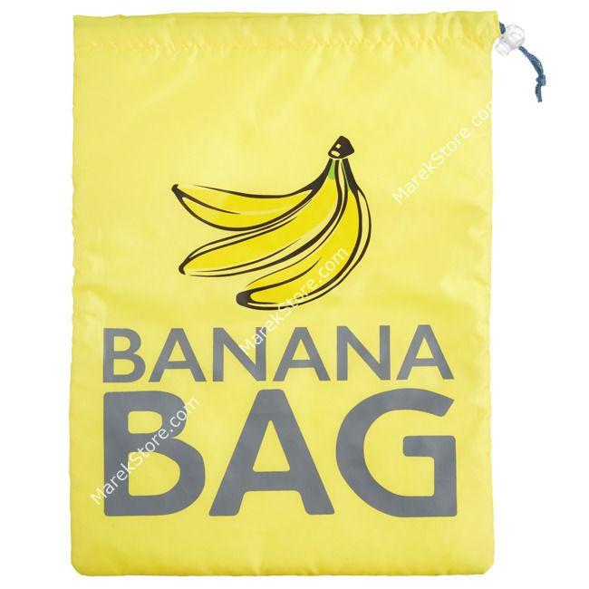 Woreczek do przechowywania bananów   KITCHEN CRAFT