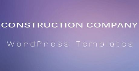 20 Best Construction Company WordPress Templates.. #BestConstructionCompanyWordPressTemplates #WordpressTemplates