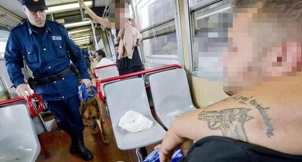 Circum nelle mani dei teppisti ogni due giorni un raid sui treni