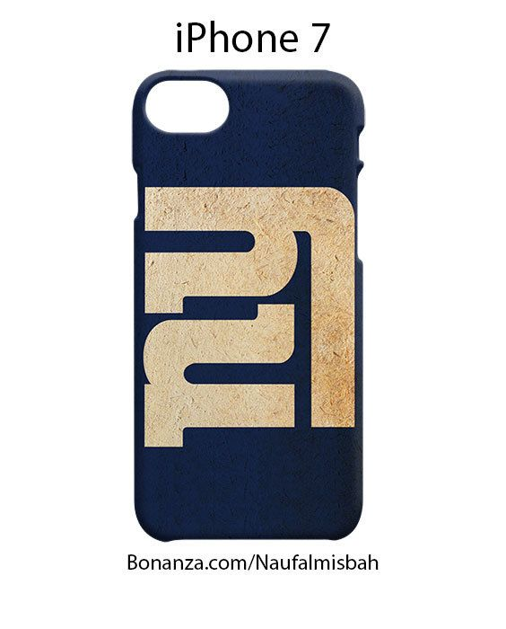 New York Giants Custom iPhone 7 Case Cover