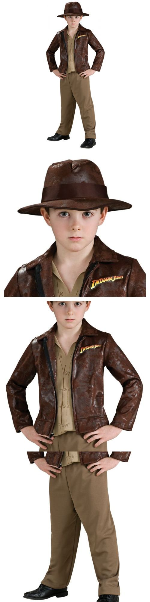 Halloween Costumes: Indiana Jones Costume Kids Boys Treasure Hunter Halloween Fancy Dress -> BUY IT NOW ONLY: $30.29 on eBay!