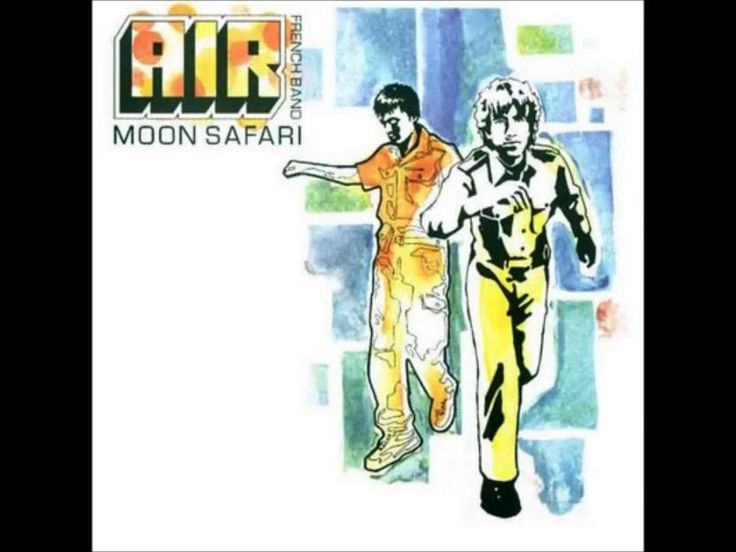 Air -  Moon Safari (Full Album) > https://www.youtube.com/watch?v=99myH1orbs4
