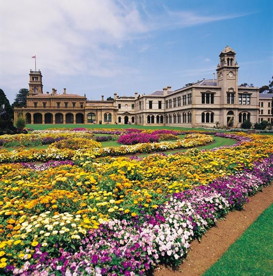 Werribee Park Mansion Melbourne