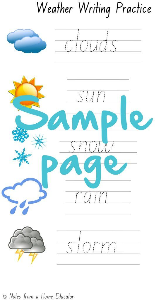 Practice weather words with our outlined printable. Give students the opportunity to practice correct spelling and letter formation. FeaturingNSW foundation...