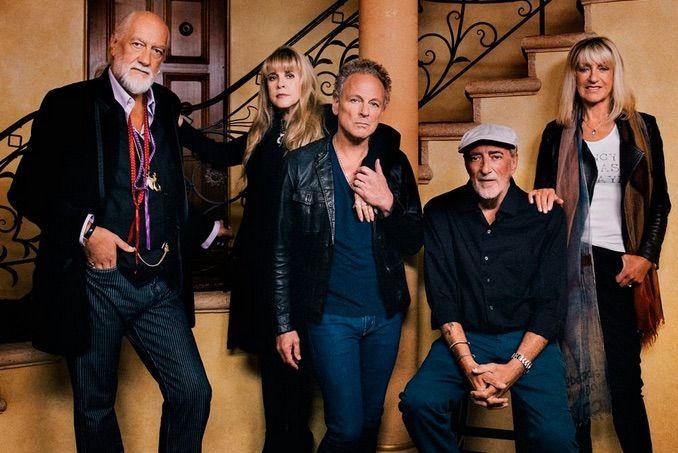 Fleetwood Mac. Saturday 14th November and Sunday 15th November 2015. Hope Estate Hunter Valley New South Wales