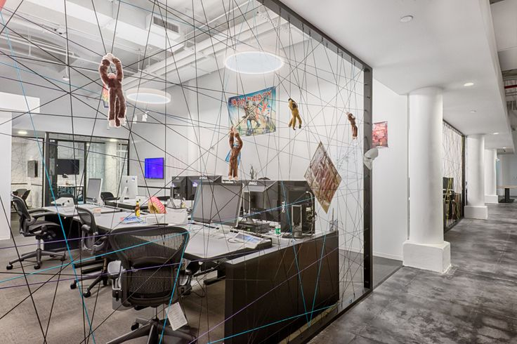 Peek Inside the Outstanding Spotify´s Office | Home&Decoration  Spotify´s Office | Brabbu | NYC  #bestinteriors #hermessofa #interiordesign  See more: www.homeandecoration.com